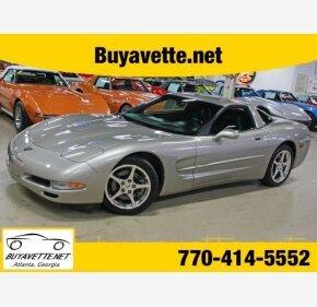 2002 Chevrolet Corvette Coupe for sale 101044150