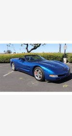2002 Chevrolet Corvette Convertible for sale 101045780