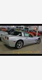 2002 Chevrolet Corvette Coupe for sale 101058302