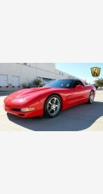 2002 Chevrolet Corvette Coupe for sale 101066348
