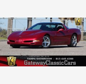 2002 Chevrolet Corvette Coupe for sale 101068207