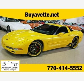 2002 Chevrolet Corvette Coupe for sale 101108496