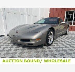 2002 Chevrolet Corvette Convertible for sale 101109381