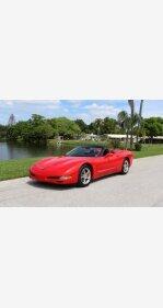 2002 Chevrolet Corvette Convertible for sale 101110350