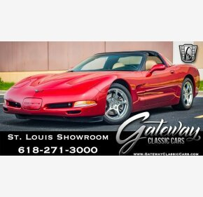 2002 Chevrolet Corvette Coupe for sale 101132434