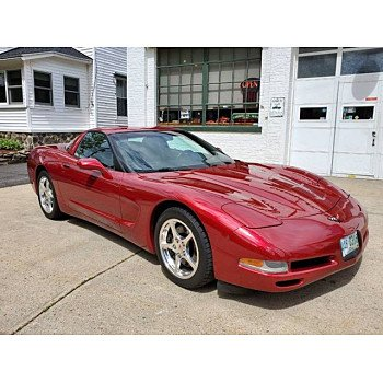2002 Chevrolet Corvette Coupe for sale 101163031