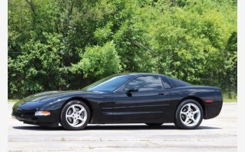 2002 Chevrolet Corvette Coupe for sale 101163230