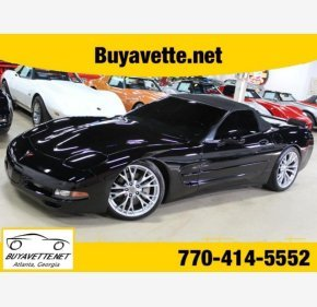 2002 Chevrolet Corvette Convertible for sale 101175010