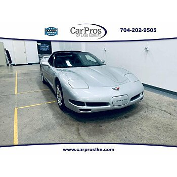 2002 Chevrolet Corvette Coupe for sale 101218676