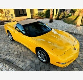 2002 Chevrolet Corvette Convertible for sale 101223546
