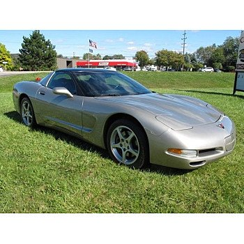 2002 Chevrolet Corvette for sale 101229762