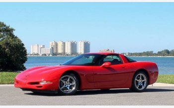 2002 Chevrolet Corvette Coupe for sale 101249167