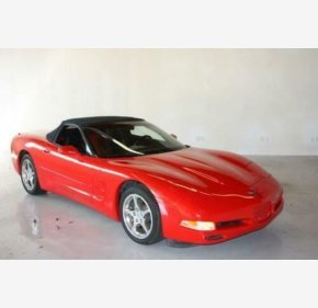 2002 Chevrolet Corvette for sale 101254562