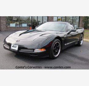 2002 Chevrolet Corvette Z06 Coupe for sale 101265630