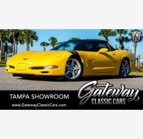 2002 Chevrolet Corvette Convertible for sale 101272934