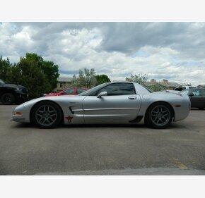 2002 Chevrolet Corvette Z06 Coupe for sale 101282754