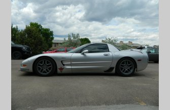 2002 Chevrolet Corvette Z06 Coupe for sale 101282754
