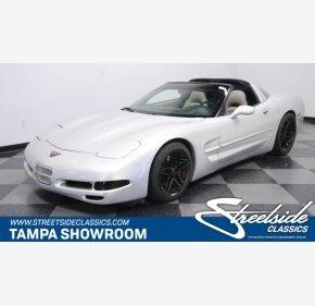 2002 Chevrolet Corvette for sale 101305934