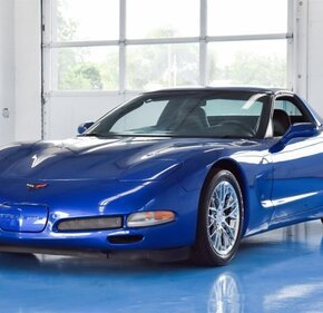 2002 Chevrolet Corvette Coupe for sale 101341906