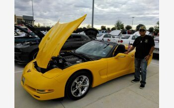 2002 Chevrolet Corvette Convertible for sale 101344320