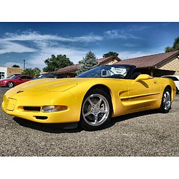 2002 Chevrolet Corvette Convertible for sale 101354794