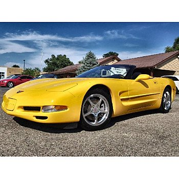 2002 Chevrolet Corvette Convertible for sale 101354794