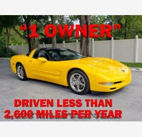 2002 Chevrolet Corvette Coupe for sale 101356593