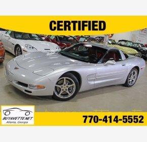 2002 Chevrolet Corvette for sale 101367319