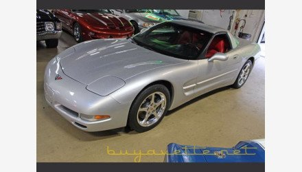 2002 Chevrolet Corvette for sale 101367319