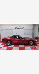 2002 Chevrolet Corvette for sale 101375249