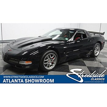 2002 Chevrolet Corvette for sale 101375283