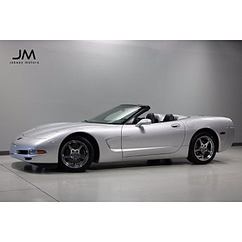 2002 Chevrolet Corvette for sale 101375806