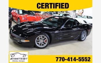 2002 Chevrolet Corvette for sale 101378673