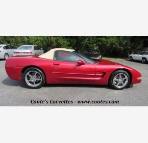 2002 Chevrolet Corvette for sale 101386795