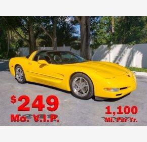 2002 Chevrolet Corvette Coupe for sale 101393308
