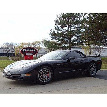 2002 Chevrolet Corvette for sale 101398562
