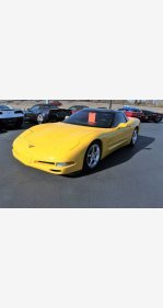 2002 Chevrolet Corvette for sale 101410260