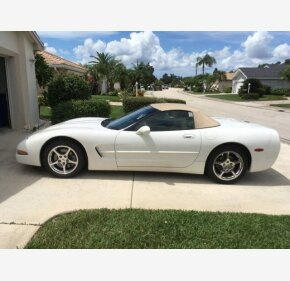 2002 Chevrolet Corvette for sale 101419409