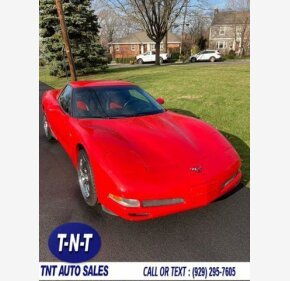 2002 Chevrolet Corvette for sale 101426133