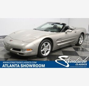 2002 Chevrolet Corvette Convertible for sale 101440922