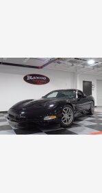 2002 Chevrolet Corvette for sale 101485105