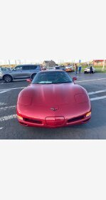 2002 Chevrolet Corvette for sale 101488008