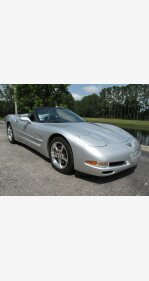 2002 Chevrolet Corvette Convertible for sale 101493802
