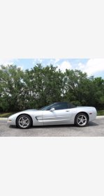2002 Chevrolet Corvette for sale 101494736