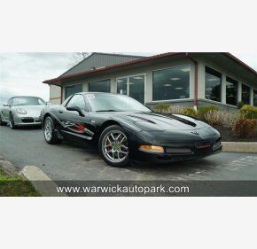 2002 Chevrolet Corvette for sale 101496364
