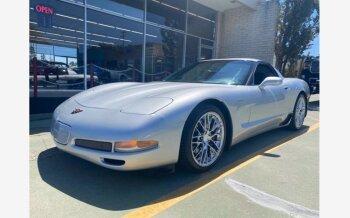 2002 Chevrolet Corvette for sale 101504013