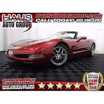 2002 Chevrolet Corvette for sale 101516832