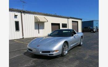 2002 Chevrolet Corvette Coupe for sale 101550903