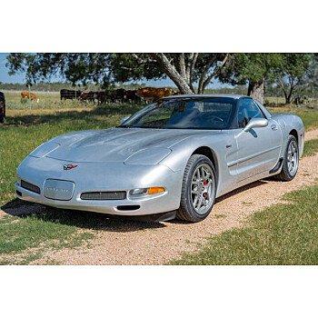 2002 Chevrolet Corvette for sale 101573089