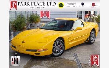 2002 Chevrolet Corvette for sale 101592676